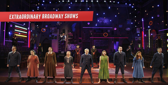 Rach Socaial Program - Broadway Show