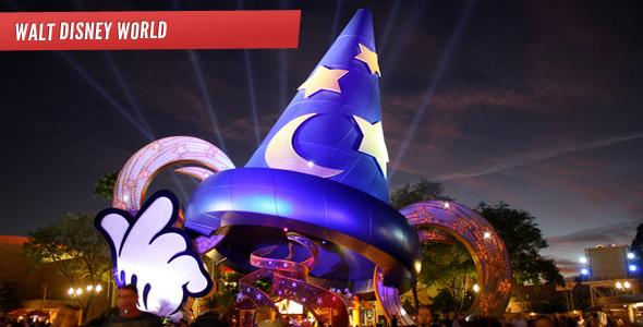 Theme Park Tours