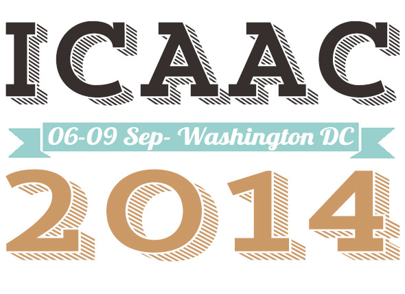 Interscience Conference on Antimicrobial Agents & Chemotherapy - ICAAC 2014 Washington DC