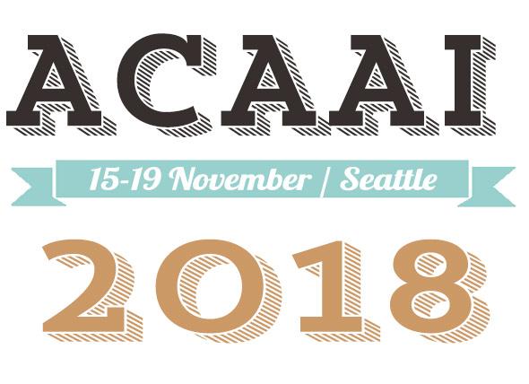 ACAAI 2018