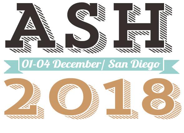 ASH 2018 San Diego